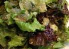 鯛刺身サラダ