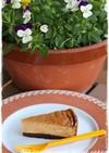 濃厚☆バナナキャラメルチーズケーキ