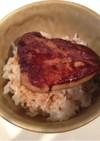 【5分レシピ】フォアグラ丼