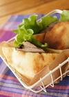簡単♪ピタパン ☆油分別レシピです