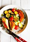 炊飯器で低温調理☆鶏肉のコンフィ風グリル