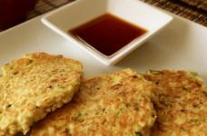 ダイエット朝食に★豆腐のお焼き