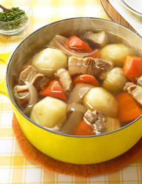 とんじゃがスープ