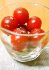 トマトの塩麹マリネ