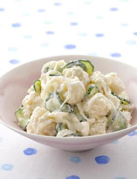 【栄養士直伝】マヨ半量で絶品ポテトサラダ