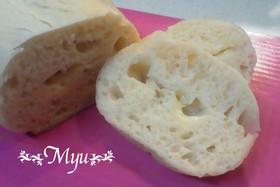 *ルクエde白パン♪クリームチーズ*
