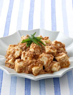 【栄養士直伝】ノンオイルで絶品麻婆豆腐