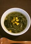 リケンわかめご飯の素で超簡単わかめスープ