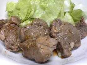 ヒレ肉の簡単料理