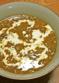 杜氏×印度☆ ウラド・マサラ 小豆カレー