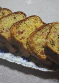 ホットケーキの素☆ケークサレ