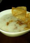 圧力鍋でとろーり中華粥