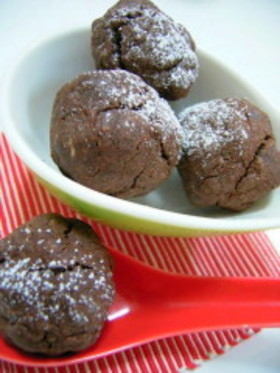 今すぐ作れる!チョコ★クッキー