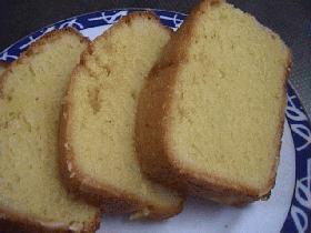 ☆アーモンドのパウンドケーキ☆