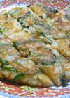 もちもち美味しい!ニラと豚肉の韓国チヂミ