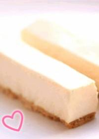 超☆濃厚!美味しすぎる!レアチーズケーキ