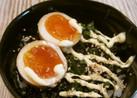 とろ~り半熟卵が美味しい☆煮卵丼