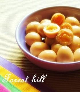 うずらの卵の煮物