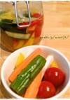 お好みの野菜で♪ミックスピクルス