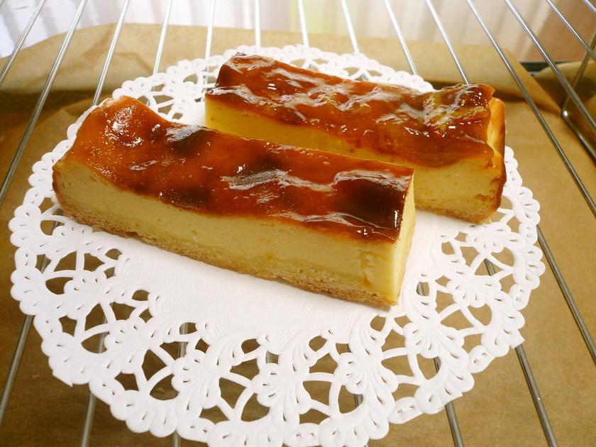 ○豆乳ベイクドチーズケーキ○