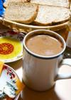 豆乳チャイ●朝食用