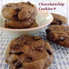 アメリカの簡単チョコチップクッキー