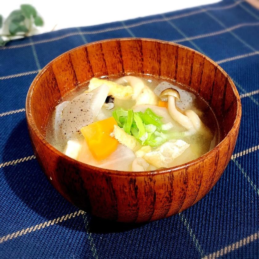 ❀塩麹de野菜たっぷり絶品けんちん汁❀
