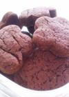 パルスイートでさくさくココアクッキー♪