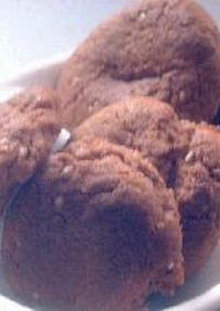 2歳と母親のおやつ クッキー(簡単)