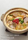韓国料理ー韓国味噌鍋:デンジャンチゲ