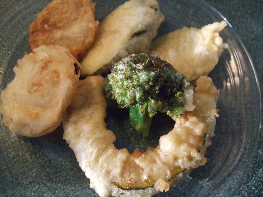 美味しい天ぷら
