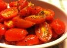 簡単イタリアン☆トマトのガーリックサラダ