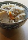 【薬膳レシピ】タケノコごはん