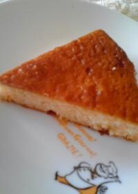 ホットケーキミックスでオレンジケーキ
