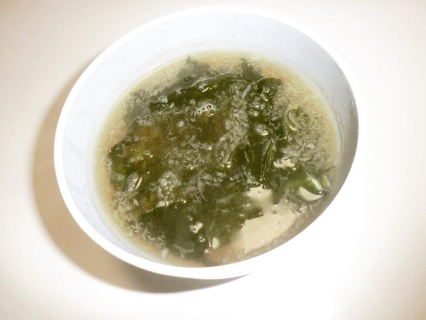 大根おろしの残り汁★あったかスープ