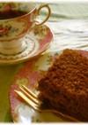 炊飯器で!チョコレートシフォンケーキ
