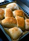 ノンオイル●切りっぱなしおからパン