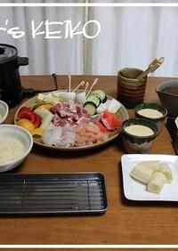 串揚げ&天ぷらパーティ用の衣