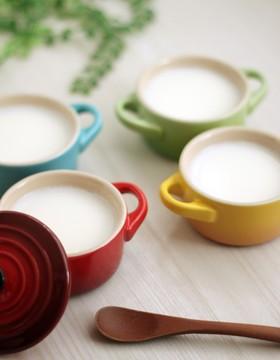 材料3つ★ぷるぷる牛乳プリン