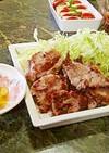 カロリーダウン☆豚ヒレ肉の揚げない天ぷら