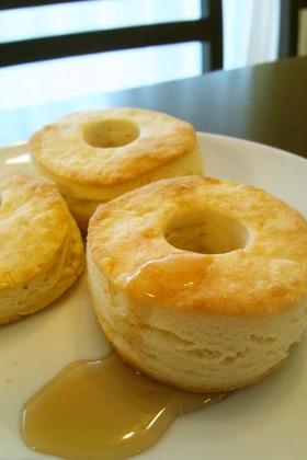 30分で朝食☆ケンタのビスケットスコーン