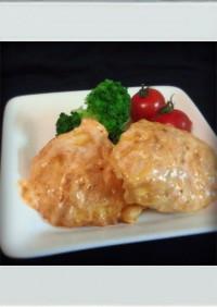 ■糖質制限■鶏むね肉簡単マヨチキンソテー