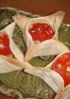 プチトマトとチーズのおつまみ