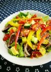 簡単魚料理☆アボカドと鰹のたたき丼✽