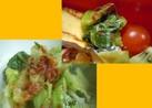 弁当用に簡単♪チンゲン菜のふりかけ和え
