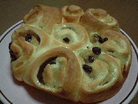 アップルロールパン