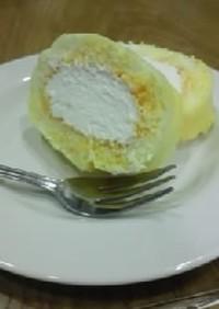 糖質オフ おからロールケーキ