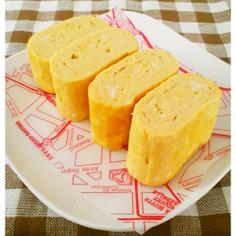 ◆お醤油味の卵焼き◆