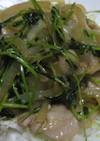 野菜もたっぷり我が家の豚の生姜焼き