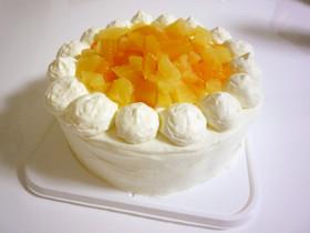 ☆フルーツたっぷりショートケーキ☆